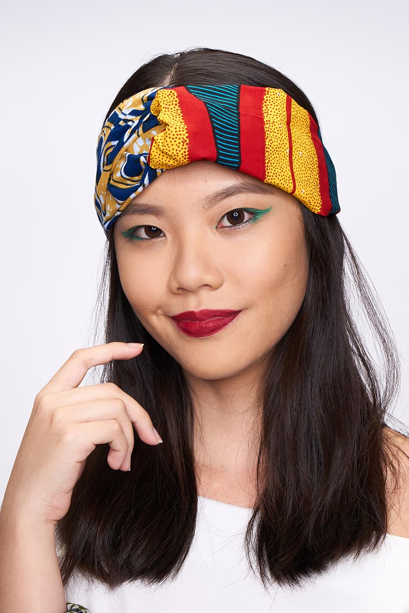 Kimba mix Turban Headband
