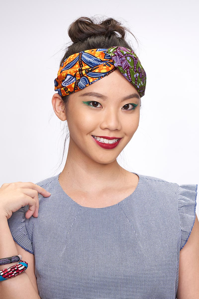 Nasha mix Turban Headband