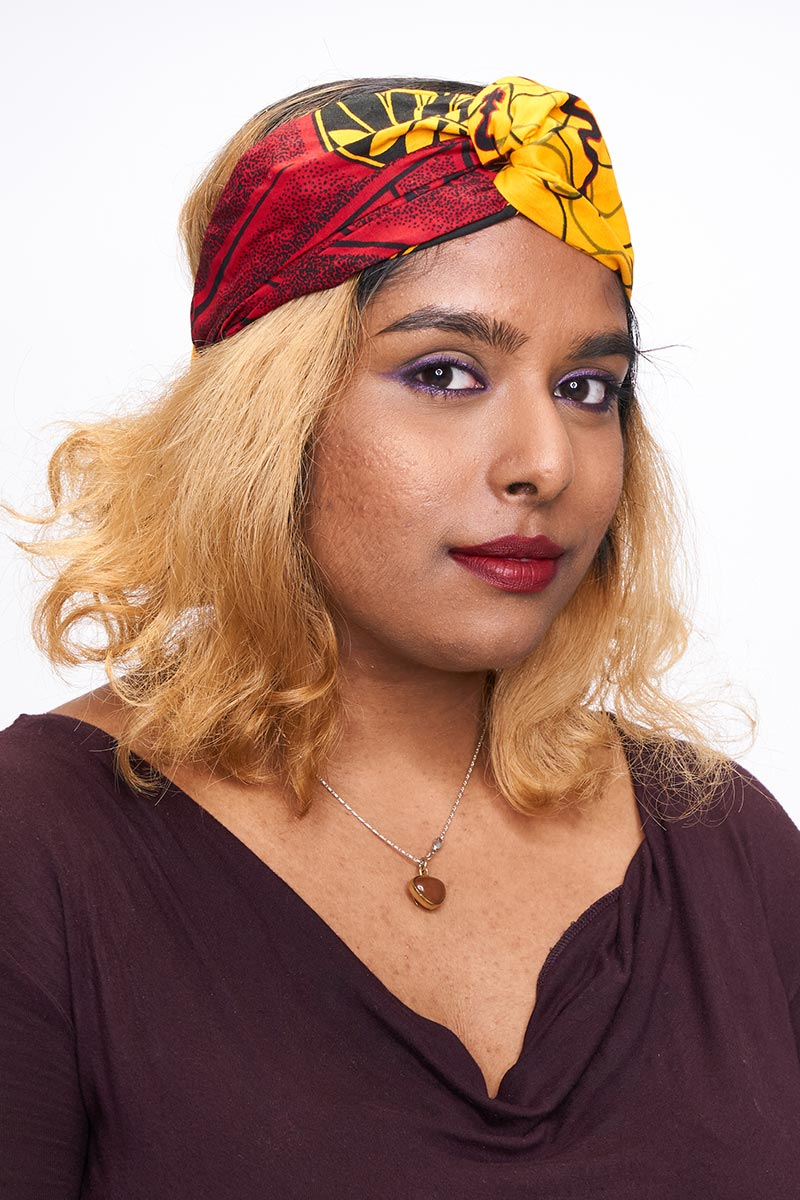 Pili mix Turban Headband