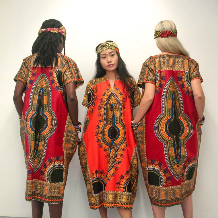 Dashiki - Dress