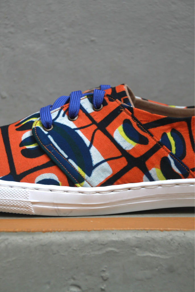 Winneba Ankara Sneakers