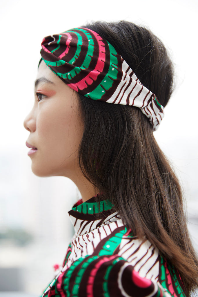 Cheyenne Turban Head Band