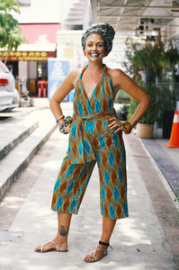 OliveAnkara - Chinwe CULOTTE - front