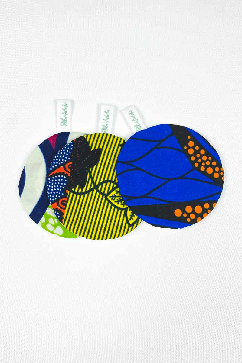 OliveAnkara x WANT  Reusable Facial Pads - 9 - (Limited Edition)