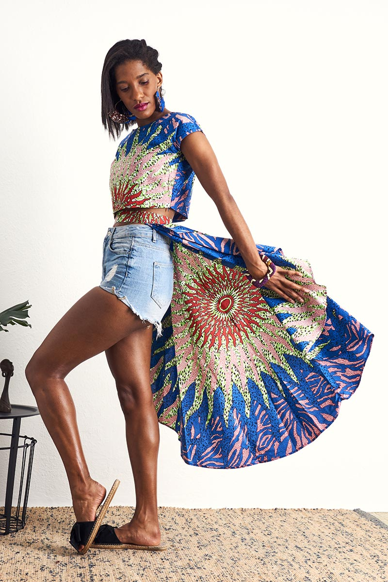 Ayo Sun Belt Skirt