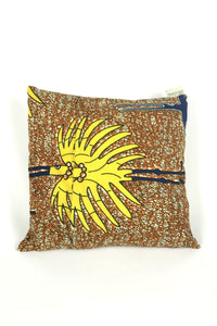 OliveAnkara ORANGE Cushion - back