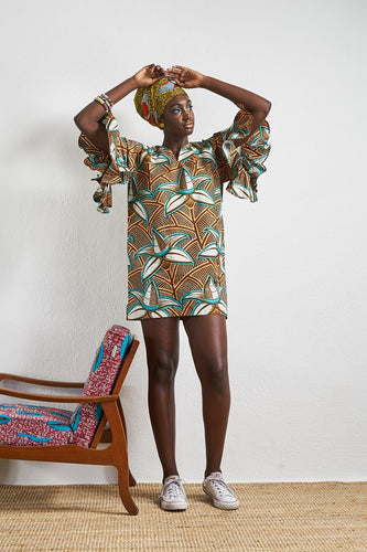Abayomi Coconut Dress