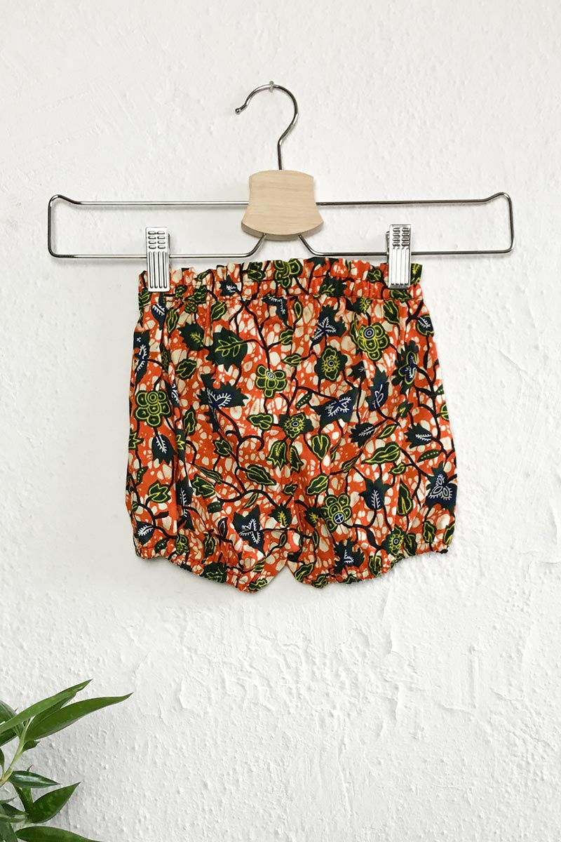 Noah Bloomers Orange