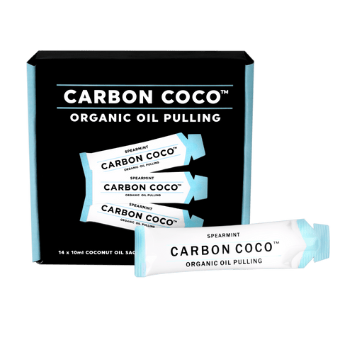 14 Day Organic Oil Pulling Spearmint