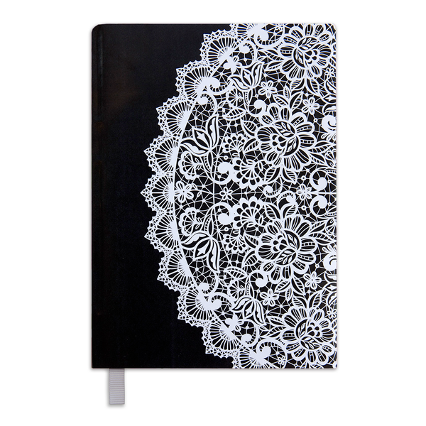 A5 Hard Cover Duchess Lace