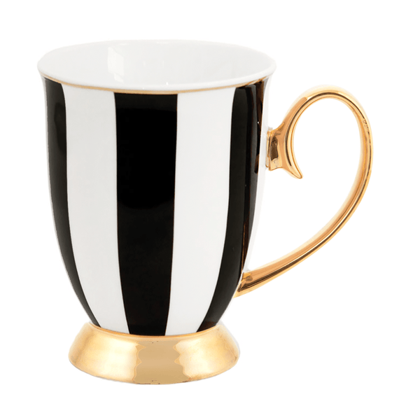 Mug Ebony Stripes