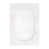 C6 Window Card Ivory