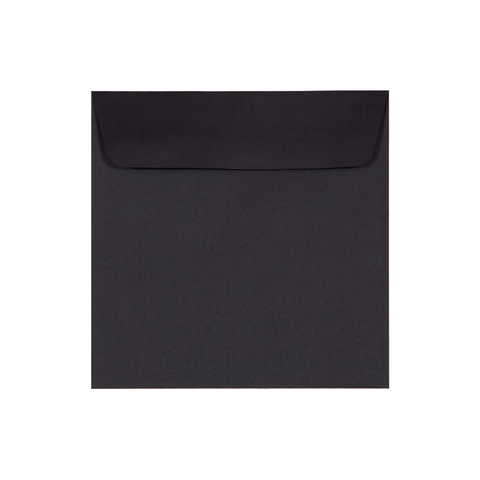 SQ Envelope Linen Ebony (10 pack)