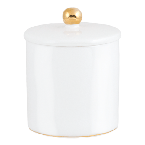 Canister Ivory