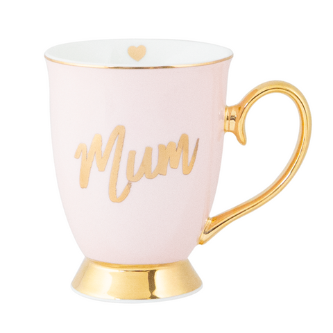 Mum Mug - Blush & Gold