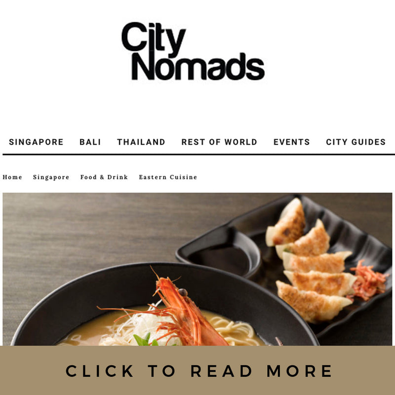 City Nomads: EMPORIUM SHOKUHIN: WE TRY THEIR RAMEN, SUSHI, AND SEAFOOD BAR CONCEPTS