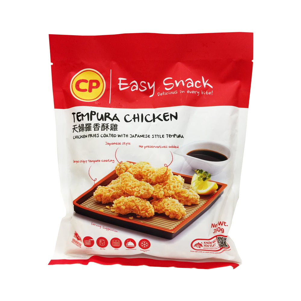 CP Tempura Chicken (Bundle of 2 for $11)