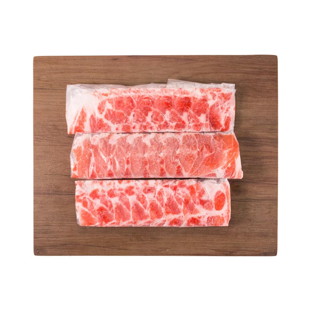 Okinawa Agu Pork Belly Sukiyaki (200g)