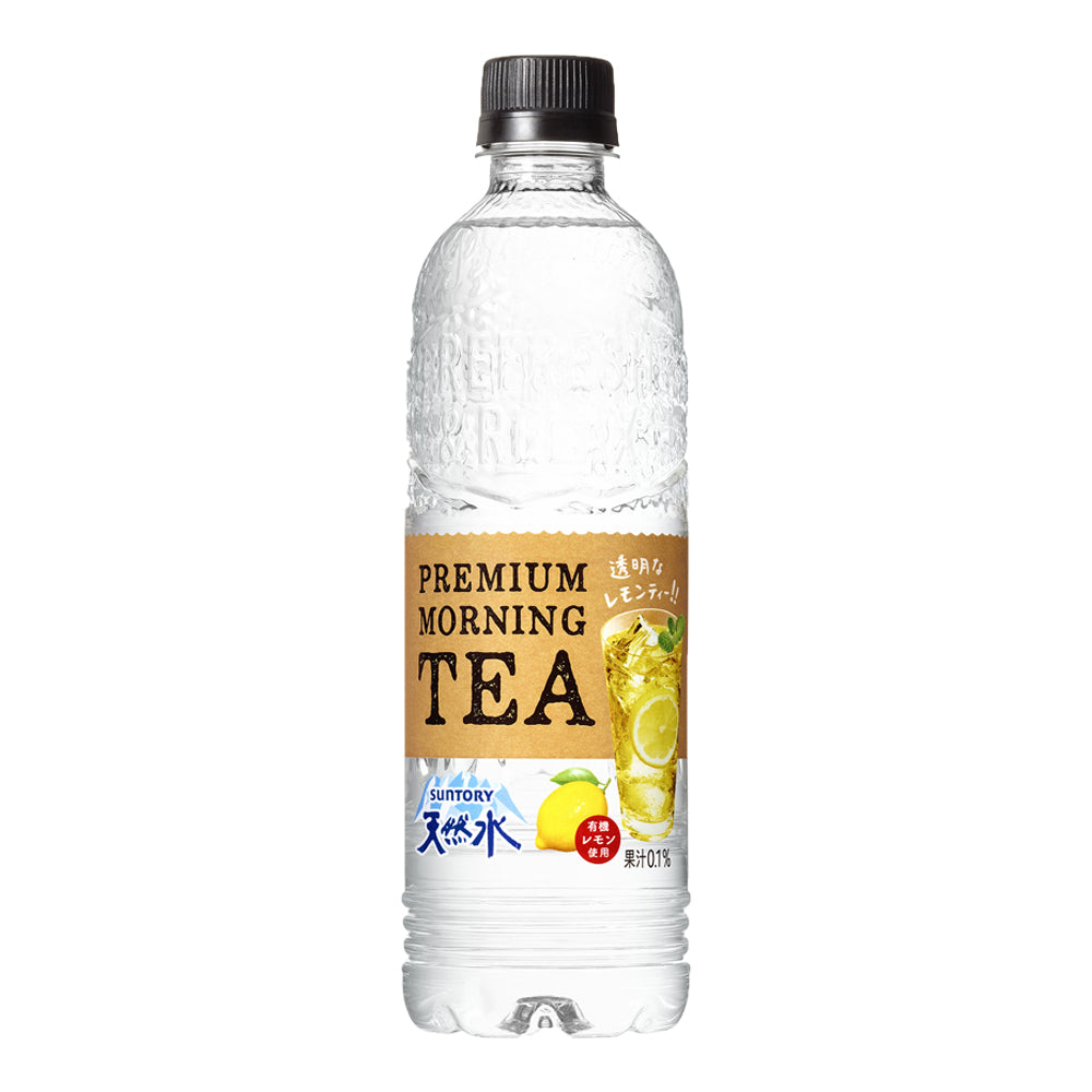 Suntory Premium Morning Lemon Tea (550ml)