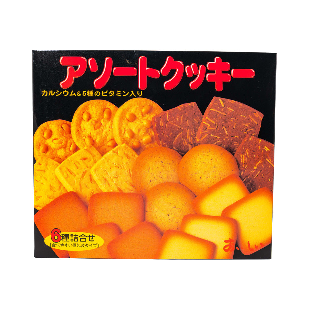 Oishi Assorted Cookies (234g)