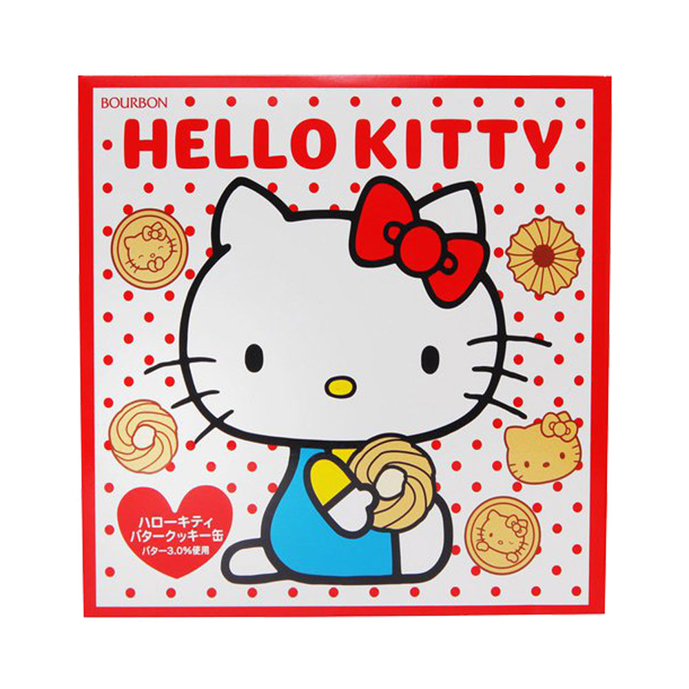 Bourbon Hello Kitty 40th Butter Cookies (329g)