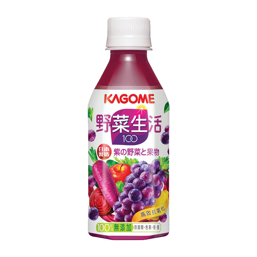 Kagome Grape Mixed Juice (280ml)