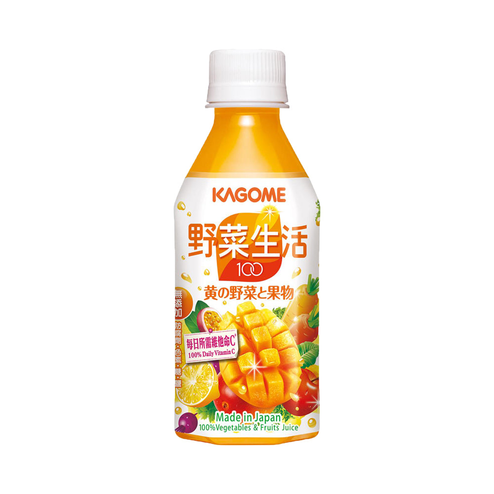 Kagome Mango Mixed Juice (280ml)