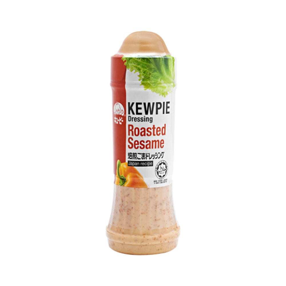 Kewpie Roasted Sesame Dressing (210ml)