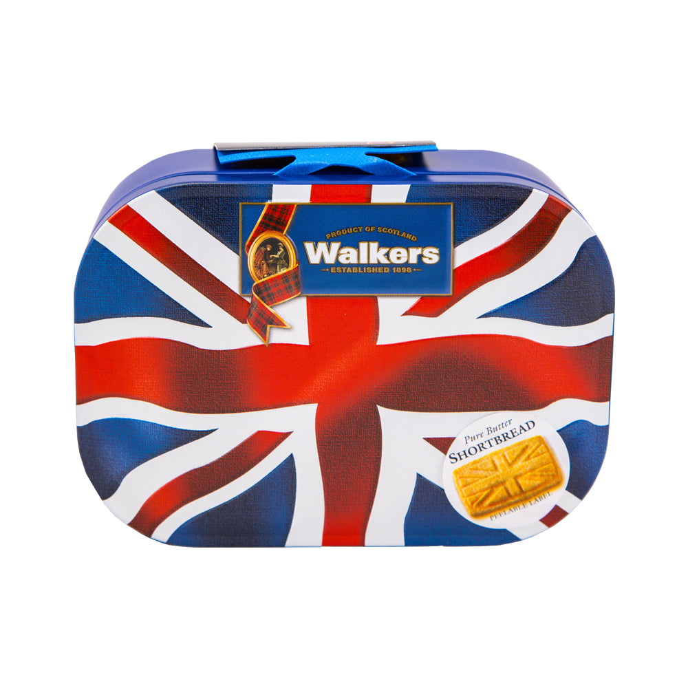 Walkers Shortbread Union Jack Tin (120g)