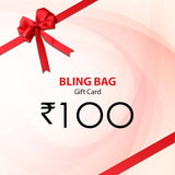 Bling Bag Gift Card - Rs. 100