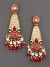 Ruby Mogra Dangler Earrings