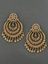 Golden Zara Designer Earrings