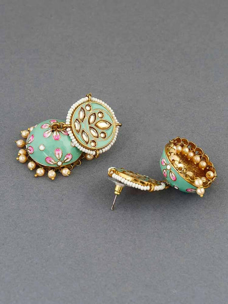 Mint Havisha Ethnic Earrings