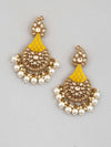 Lemon Boond Designer Earrings