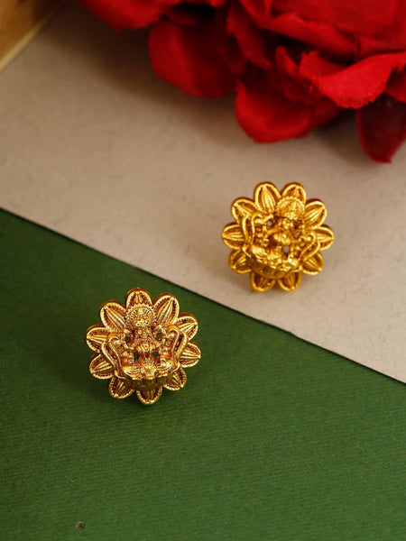 Mohini Gold Plated Earrings