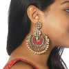 Rani Chakra Designer Earrings