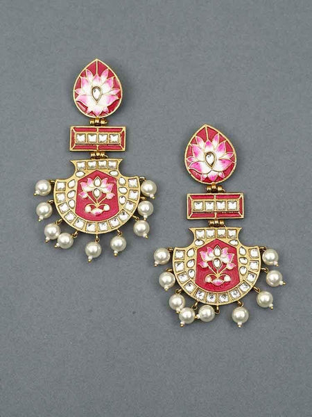 Rani Pankaj Designer Earrings