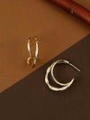Himal Golden Hoops
