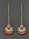 Ruby Niyati Chaandbali Sahara Earrings