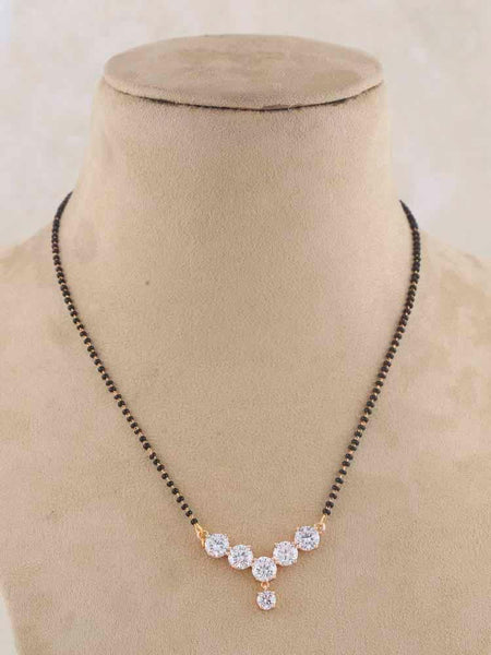Emerald Bhargavi Gold Plated Temple Necklace Set with Earrings