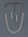 Antique Bina Zirconia Necklace Set