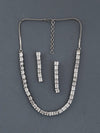 Antique Ryan Zirconia Necklace Set