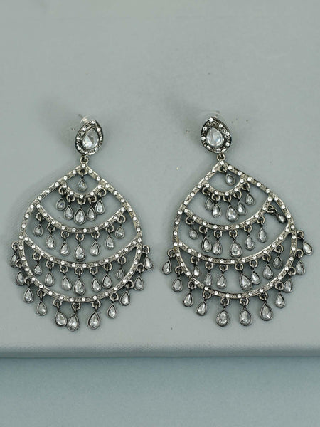 Antique Harwant Designer Earrings