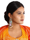 Aqua Manan Designer Earrings