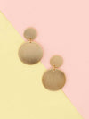 Arlo Round Earrings