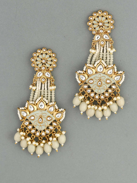 Smoke Jeet Designer Earrings
