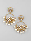 Bimala Pearl Earrings