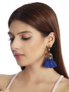 Bluebell Tassel Earrings