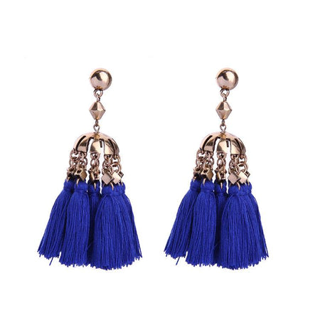 Arena Flower Drop Earrings