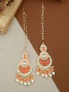 Coral Nitya Sahara Earrings